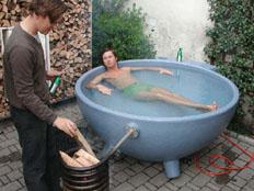 Jacuzzi onderhoud water